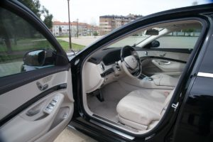 Limo Service in Belgrade with Mercedes S class