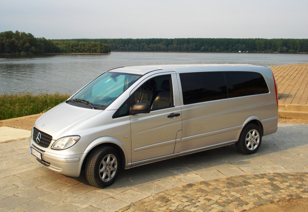 Minivan transfers in Belgrade