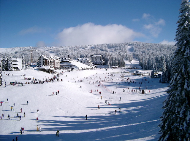 Transport to Kopaonik