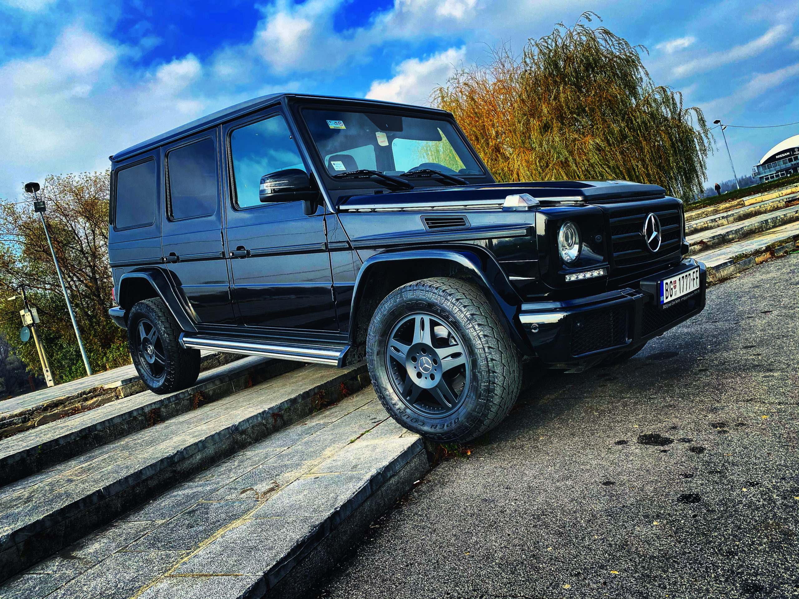 SUV rental in Belgrade